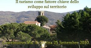 Toscana convegno a Castelnuovo per il turismo