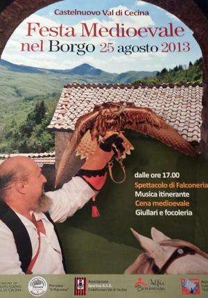 Festa medioevale a Castelnuovo vc