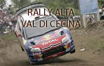 Rally alta val di cecina castelnuovo V.C.