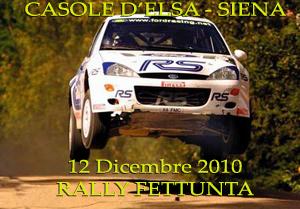 Rally 12 Dicembre 2010 Toscana