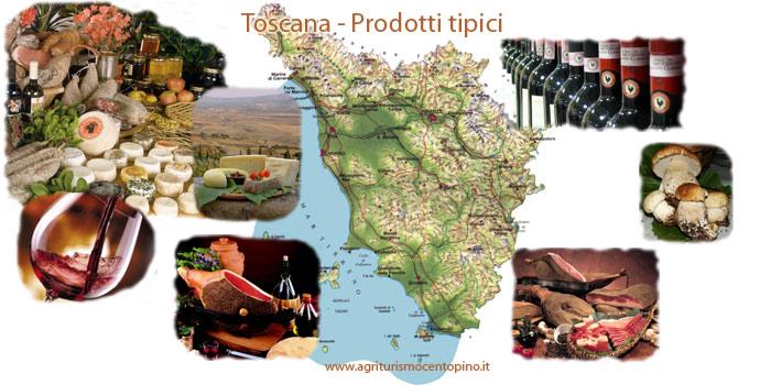 Scoperta dei prodotti tipici toscani dall 39 olio al for Roma prodotti tipici