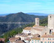 Montecastelli Pisano Landscape