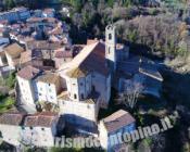 Toscana Sasso Pisano vista