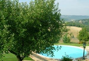 Turista richiede Agriturismo in Toscana sia con piscina che con connessione internet