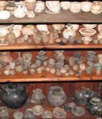 Alcuni reperti archeologici
