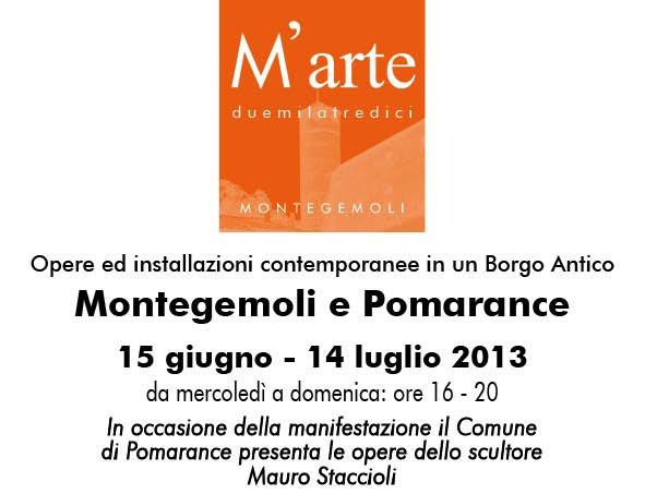 Feste da Pomarance a Volterra e Montegemoli