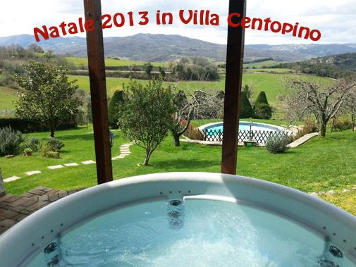 Trascorrere il natale 2013 nella Villa Toscana Centopino