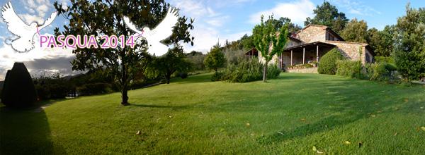 Villa Toscana a PASQUA 2014
