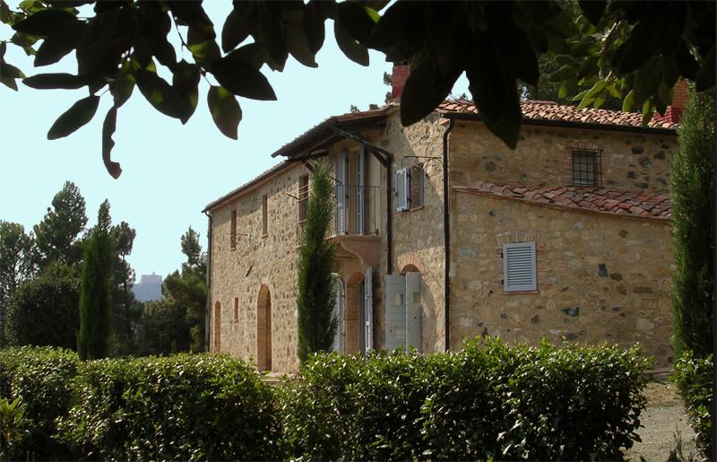 Podere Matrimonio Toscana : Podere in toscana villa le capanne