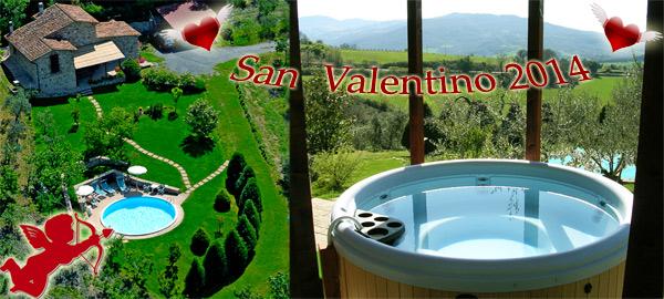 Pacchetto San Valentino in Toscana