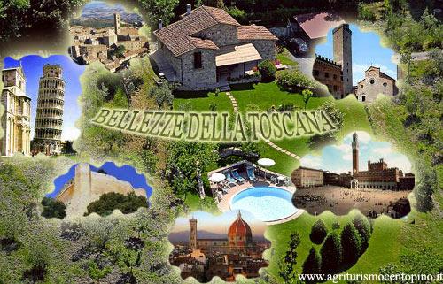Ottobre in Toscana tra Siena, Pisa, Firenze e Volterra