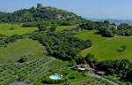 Ferienvilla Toskana Centopino rustikalen stil