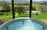 Villa Toscana con idromassaggio e piscina