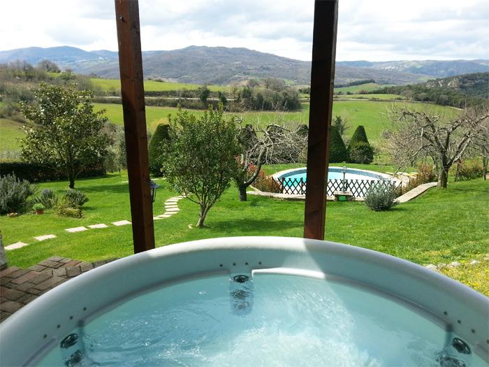 Villa in Toscana Centopino - Montecastelli Pisano - Toscana