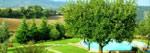 la piscina della villa Centopino