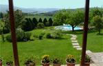 Vista esterno Villa Toscana Centopino